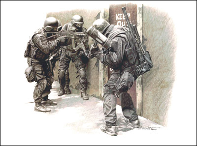 Тактическое, полевое и специальное снаряжение, средства выживания, Сувениры, SWAT.